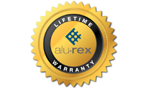 Lifetime alu-rex warranty